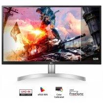 LG 27UL500-W 4K UHD Monitor