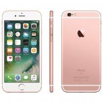 Apple Iphone 6S 64 GB Rose Gold okostelefon - 49900 Ft