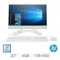 HP 22 i3 9. gen. Full HD All In One Számítógép