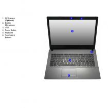 Ergo W540EU laptop