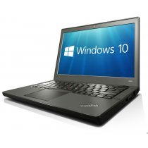 Lenovo Thinkpad X240 i5 CPU laptop