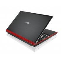 MSI GT 640 4 magos gamer laptop